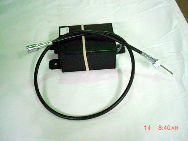 Mechanical Cable Speedometer Speed Sensor : Cable electronic to mechanical speedometer drive gm ebay